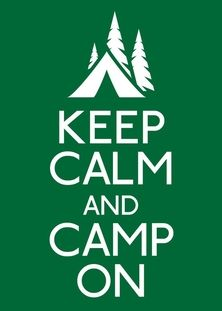 This is a great Camp Power quote! #camping #quote #inspiration Also visit www.quickboats.com and check out how you can put more excitement on your camping trips.