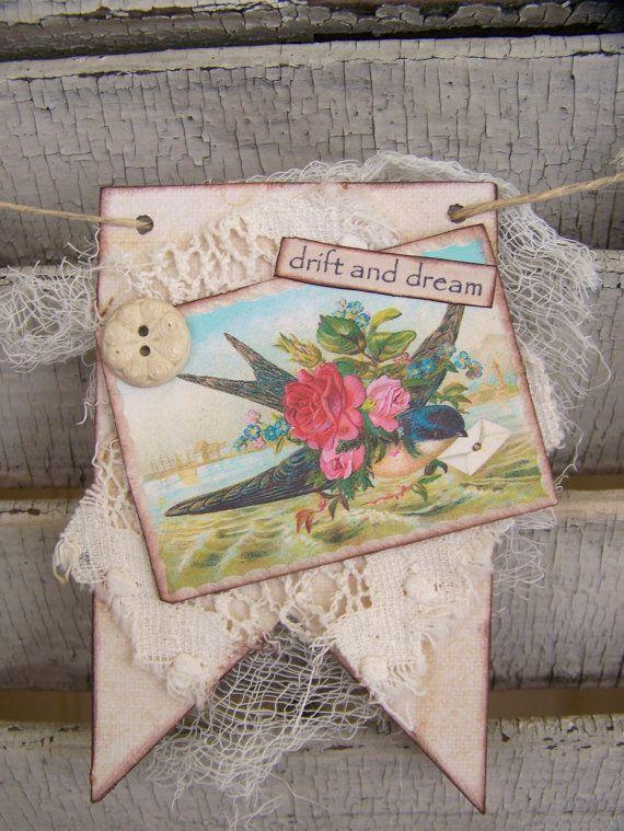 Handmade Spring Banner