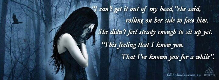Book Cover Series Quotes : Luce and daniel everything fallen pinterest lauren