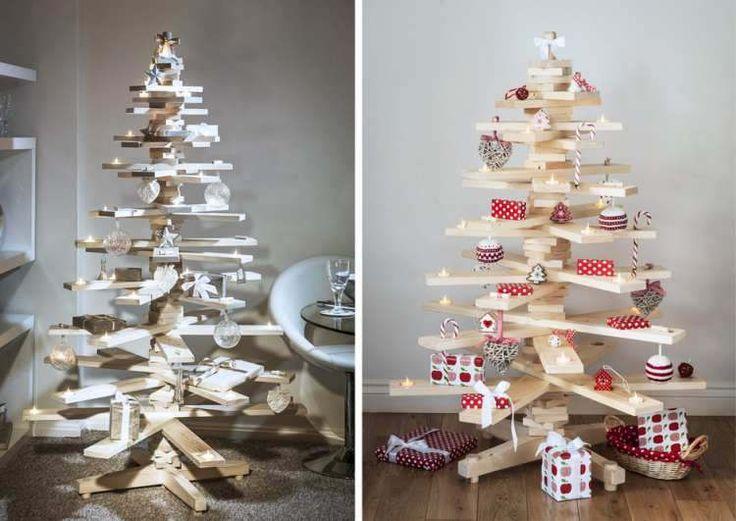 Елка без елки   Рождественская елка, Рождественские ...