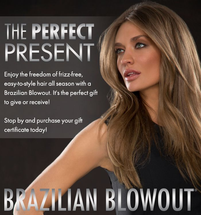 Brazilian Blowout | Holiday Social Media Support