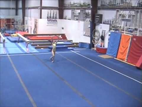 Tips For Choreographing A Competitive Gymnastics Floor Routine