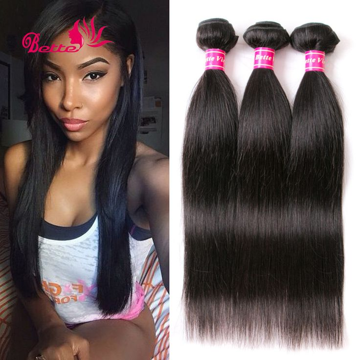 22 best hair weaving 8 images on pinterest curls african brazilian virgin hair straight human hair extensions 3 bundles brazilian hair weave brazilian straight hair tissage bresilienne find similar products by pmusecretfo Gallery