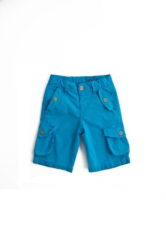 bermuda short SP1NE 3170933 blu orizzonte