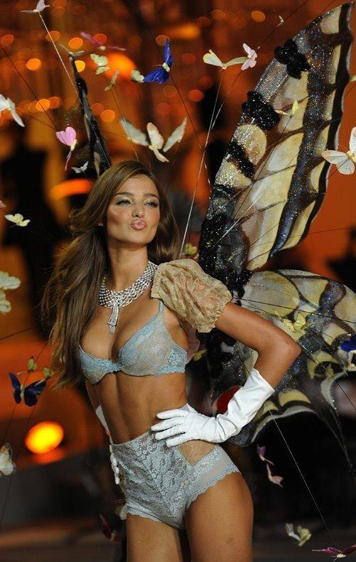 Victorias Secret Butterfly Costume.