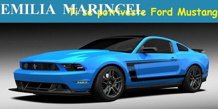 MI SE POTRIVESTE : AL O LATURA SALBATICA , DE MUSTANG DORNIC SA ALERG PE CAMPII SI PADURI   !   Afla  ce  masina ti se  potriveste    Mie , Emilia , mi se potriveste Ford  Mustang  !    http://xxnxnnx.biz/app-masina/index.php