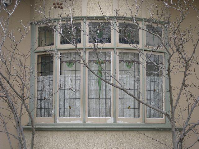 Window Detailing of a Large Art Nouveau Villa - Moonee Ponds | Flickr - Photo Sharing!