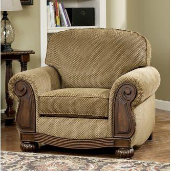 Кресло Lynnwood - Amber