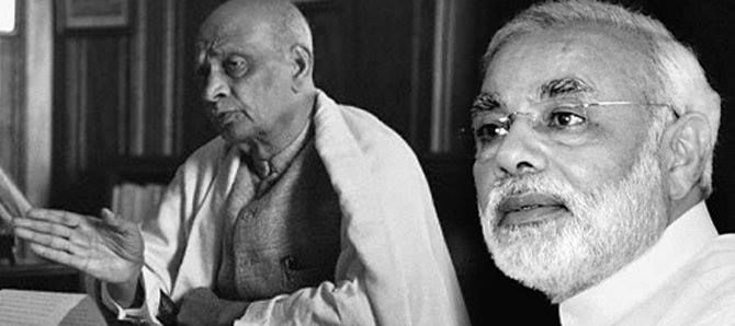 Opposing Facts About Narendra Modi and Sardar Vallabhbhai Patel. Obviously, political figures are unpredictable, three-dimensional.