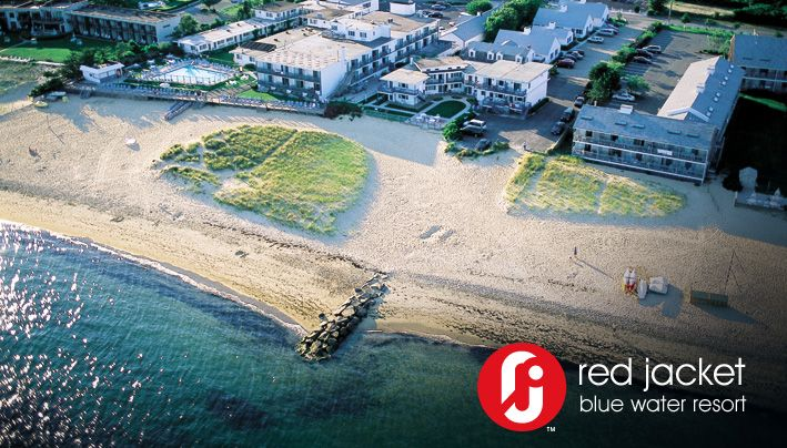 Blue Water Resort - A Red Jacket Resort located on Nantucket Sound ...