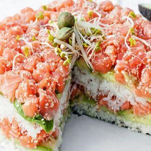 Салат «Суши»
