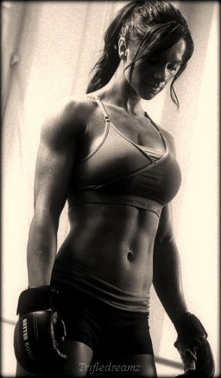Got 4 more weeks to train and this is my motivation