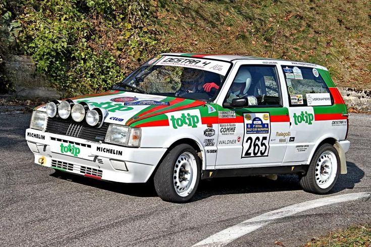 Fiat Uno Turbo I E A Blast From The Past The Original Fiat Uno