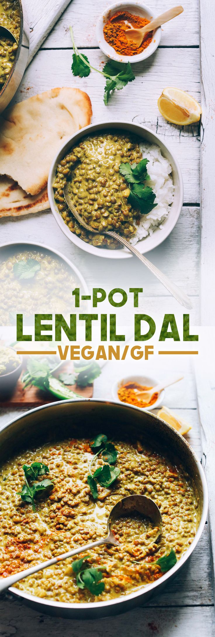 MAKE LENTILS SEPARATE TO ENSURE COOKED THROUGH.  DON'T COVER OR LET IT GET TOO HOT...IT WILL SEPARATE.  USE SPICES SPARINGLY.