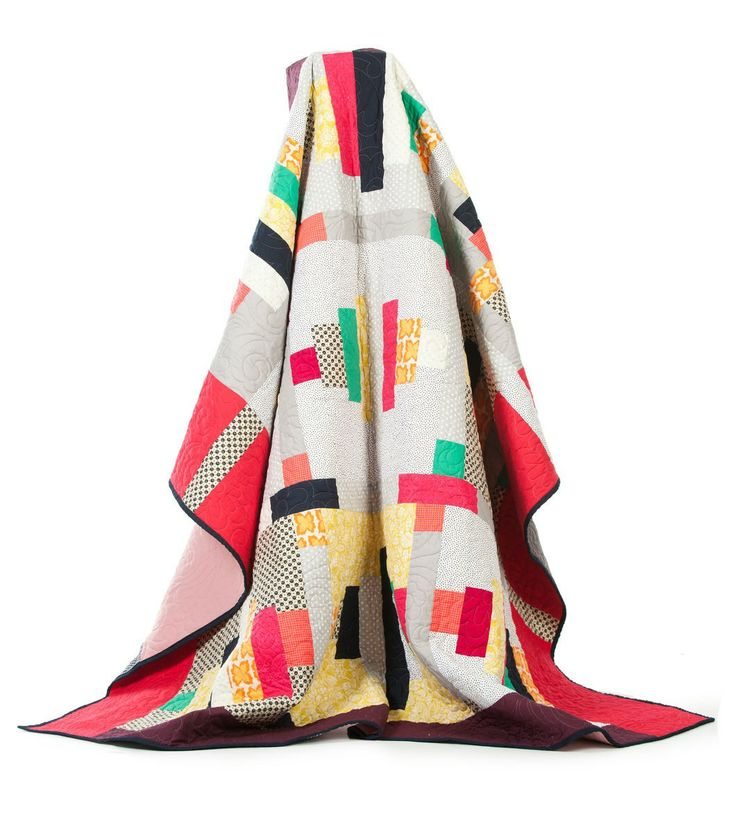 Gorman Online :: Miss Moresby one of a kind Queen Quilt