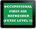 Our next available Occupational First Aid Refresher course will be held on Thursday 1st October. To reserve a place, please email info@wdtraining.ie, call us on 01 824 8008 or visit our website www.wdtraining.ie