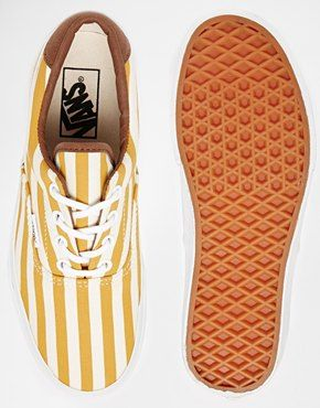 Enlarge Vans Era 59 Golden Stripes Trainers