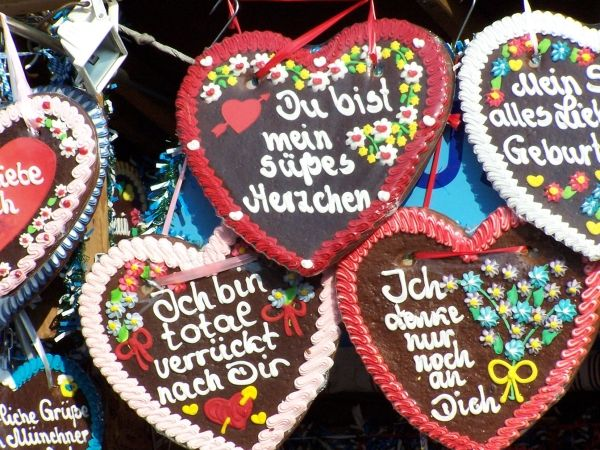 German Lebkuchen: The Original Gingerbread