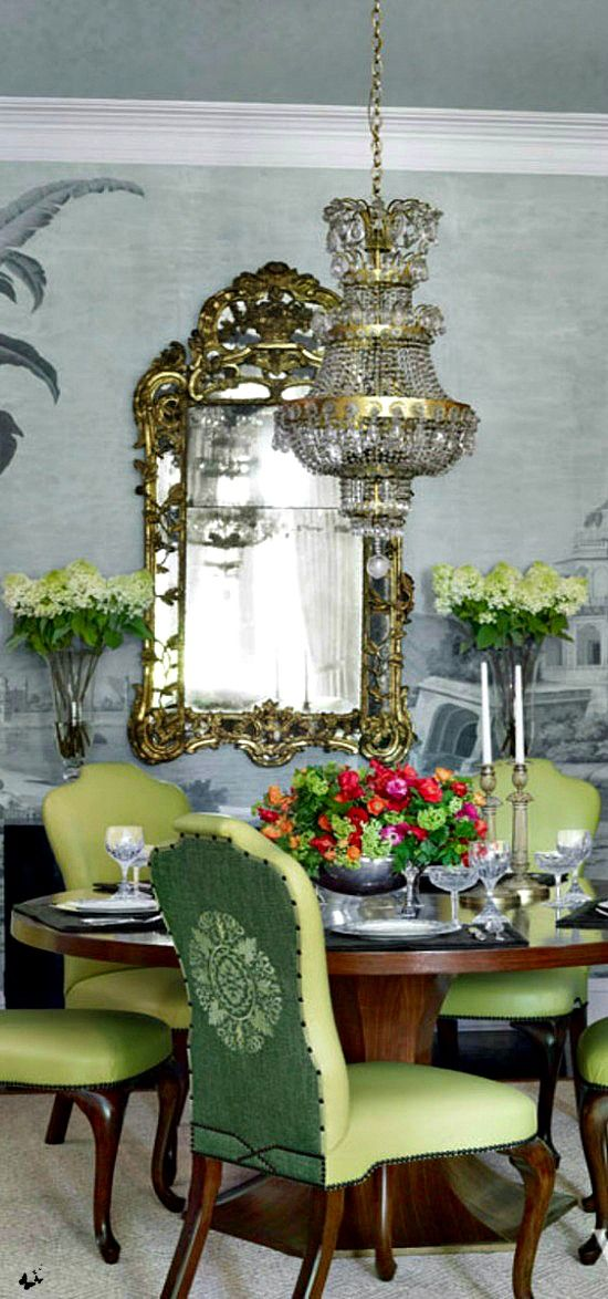 ❥...~Dining Rooms~...❥ from my board: https://www.pinterest.com/shellycjordan/~dining-rooms~/