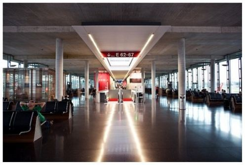 Drooling Over the Design at the Zurich Airport - By Hatch: The Design Public® Blog