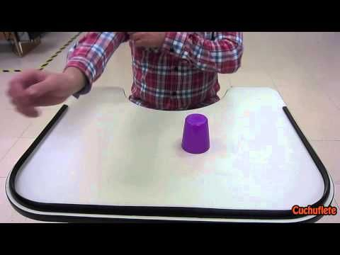 "▶ Tutorial de ritmo con vasos ""Cups"" - YouTube"