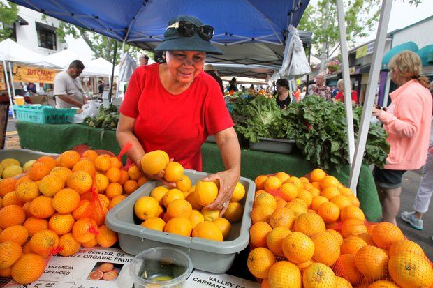 Guide to San Diego's Farmers Markets - TripSavvy