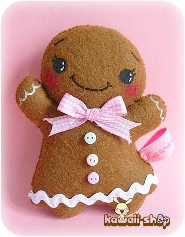 Gingerbread Girl ♥