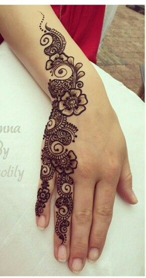 #mehendi #henna #art #design #pretty