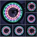New Colourful Bicycle Wheel Lights - Waterproof
