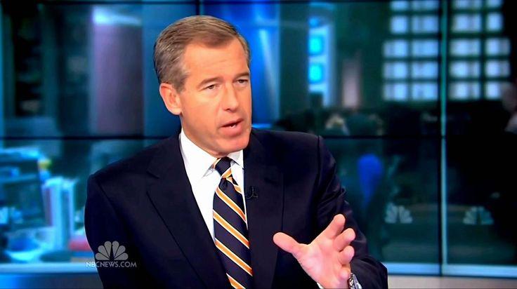 Topo EUA Jornalista Brian Williams tem carreira destruída e Outros três companheiros são mortos pelo regime Obama por tentar expor farsa do 11/09 ~ Disso Voce Sabia?