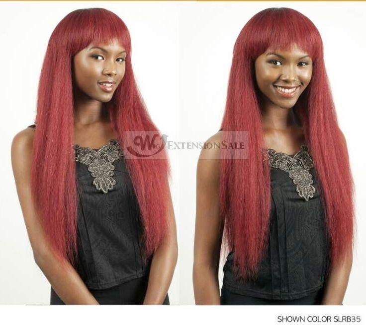 Wig Extension Sale - R&B Got Wig Human Hair Mix Silky Cap Wig Sharon