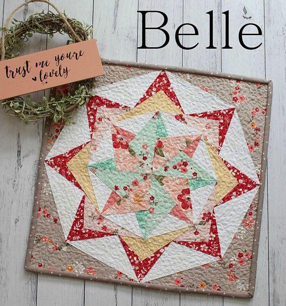 Belle- PDF Pattern (On Sale)