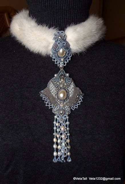 Veta's Art with Beads: Princecc of the North / Прицесса Севера