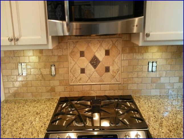 Kitchen Counter Backsplash Designs