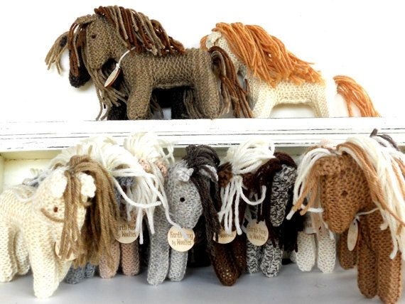 17 best images about knit horses on pinterest amigurumi