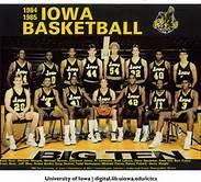University of Iowa Basketball season tickets!!