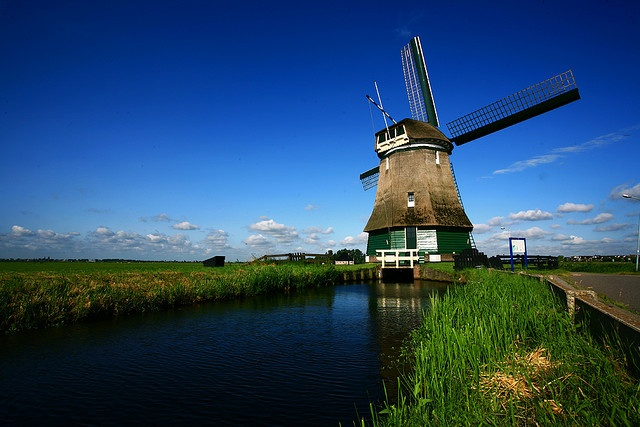 Volendam, The Netherlands.