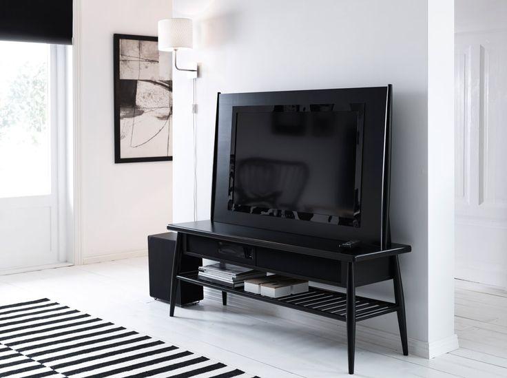 25 Elegant IKEA Television And Media Furnishings