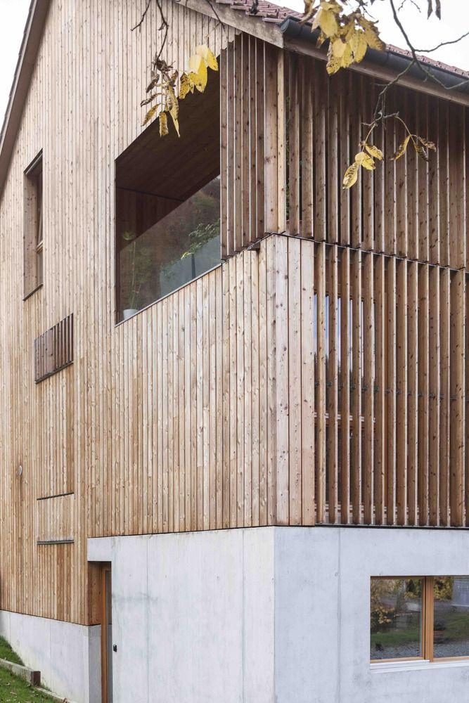 Gallery of Conversion Mill Barn / Beck + Oser Architekten - 7