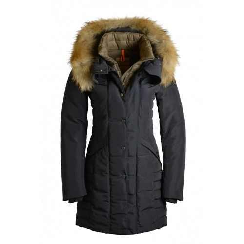 parajumpers angie womens parka navy
