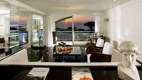 Suite 5 stelle a Capri: Paltrow Penthouse Suite con piscina privata - Capri palace