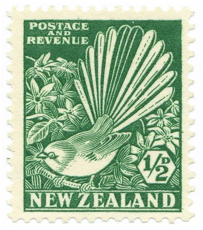 NZ stamp from 1937