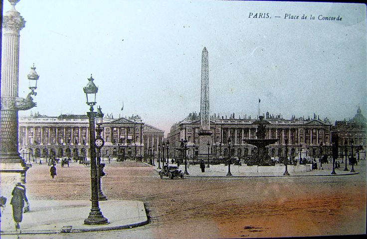 Place de la Concorde - Paris