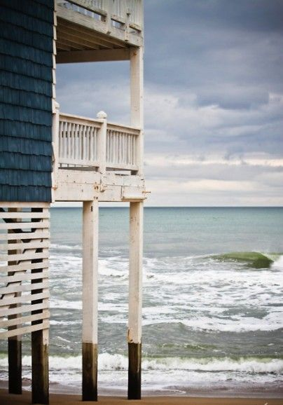 Strandhuis... Ik wil er 1...:)
