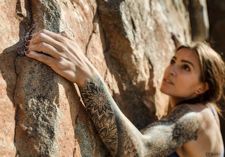 thebasegirl : Rainy weather got me thinking about climbing outside in the…
