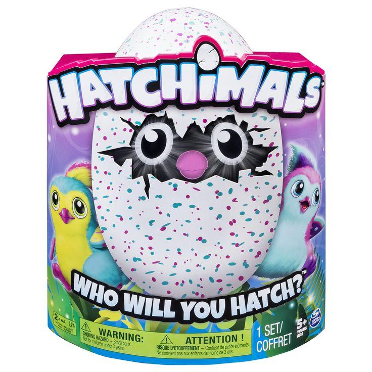 Spin Master Hatchimals Interactive Creature