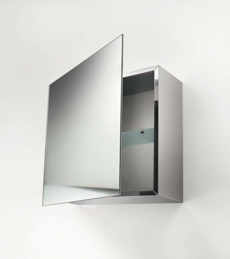 Beautiful Stainless Steel Medicine Cabinet