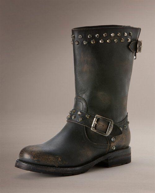Women's Zip Cowboy Boots 27