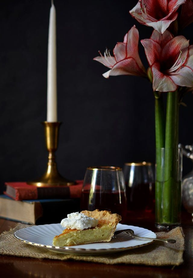 Cinnamon Custard Pie | PIES! | Pinterest