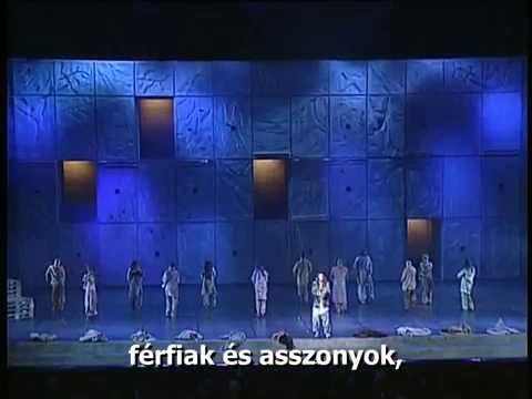 Notre-Dame de Paris Musical (magyar felirat)